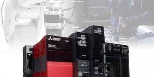 Mitsubishi adds robot CPU to iQ-R series PLC