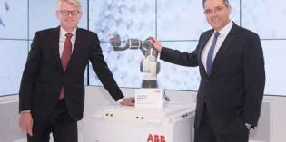 ABB unveils newest member of the YuMi family