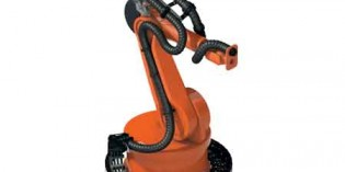 Igus enables cost-effective 270 degree robotic swivel arm