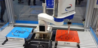 TM Robotics launches new Toshiba SCARA robot
