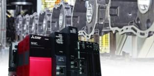 Mitsubishi Electric puts robot control on the PLC rack
