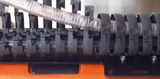 How to assemble the Igus triflex TRLF energy chain
