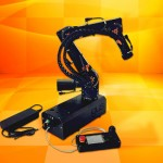 Igus offers complete, low cost robot arm with controller