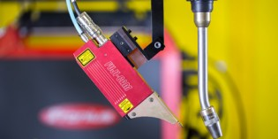 Fanuc introduces laser guided smart welding camera