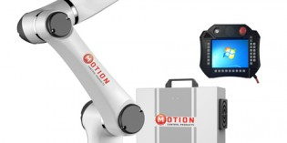 Motion Control Products introduces Elfin cobot