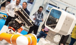 Automatica 2018: Optimise your production