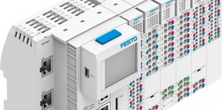 Festo modular controller scalable for robot tasks