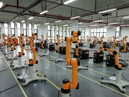Acrovision combines low cost cobot with vision : Robotics Update