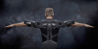Comau launches lightweight wearable robotics