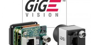 IDS GigE Vision camera offers extended functions