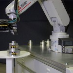 Mitsubishi mobile robots put manufacturing on the move