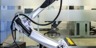 Functional testing of nanosatellites using robots