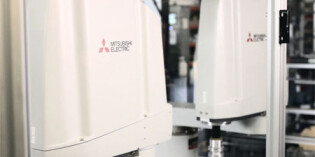 Robots help drive quality control in high-speed inhaler testing line