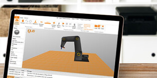 Digital twin delivers intuitive robot control