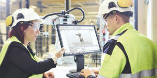 ABB refurbishes robots, controllers and manipulators