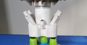 New vacuum head combines compact footprint with stronger suction