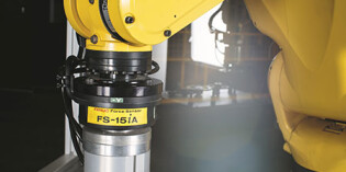 Fanuc strengthens compact industrial robot offering