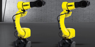 Fanuc introduces powerful compact general-purpose robot