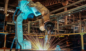 Cyberattacks on robots could threaten industry 4.0