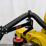 The triflex swivel arm offers perfect robot solution