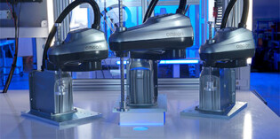 Omron launches next generation SCARA robots