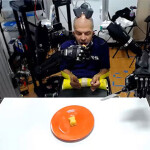 Brain signals control two advanced prosthetic arms