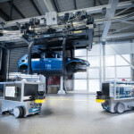 Advanced robotics for industrial manufacturing