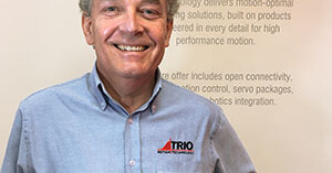 Trio Motion Technology welcomes new President