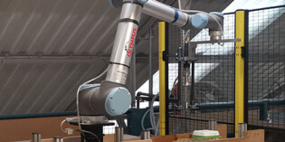 Furniture maker reaps benefits of robotic drilling