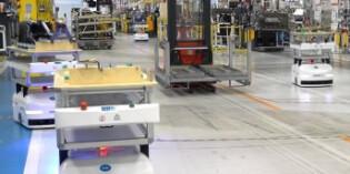 Sherpa Mobile Robotics deploys AMR fleet at FPT