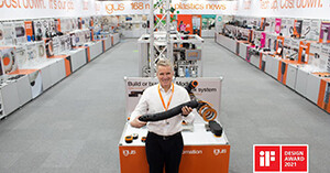 New industrial robot products launched by Igus