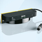 Solid-state safety scanner boosts AMR productivity